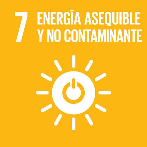 Energía sequible y no contaminante