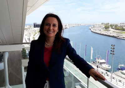 Amelia Navarro. Vicepresidenta CERS