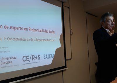 Curso RS. Sesión 1. JV Mascarell. Balearia