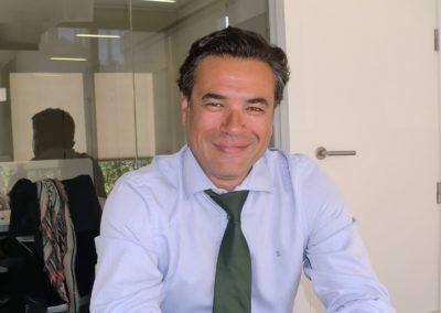 Fernando Ibáñez. Presidente CERS 2
