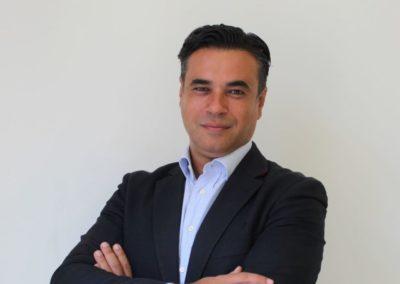 Fernando Ibáñez. Presidente CERS 3