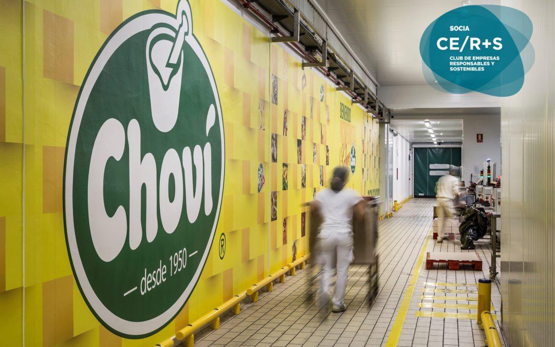 Choví, nuevo socio del Club de Empresas Responsables y Sostenibles de la Comunidad Valenciana