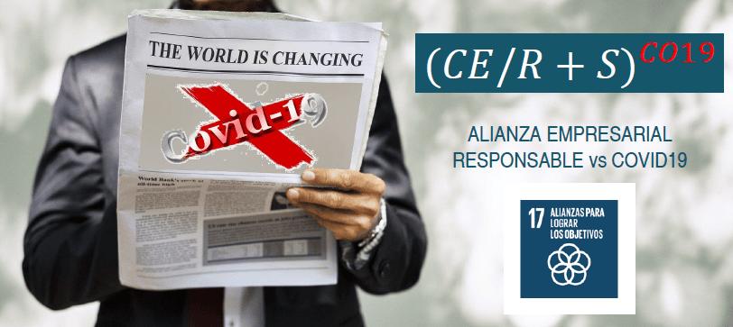 El CE/R+S lanza una plataforma web con servicios, recursos e iniciativas de apoyo a empresas ante la crisis del Covid-19