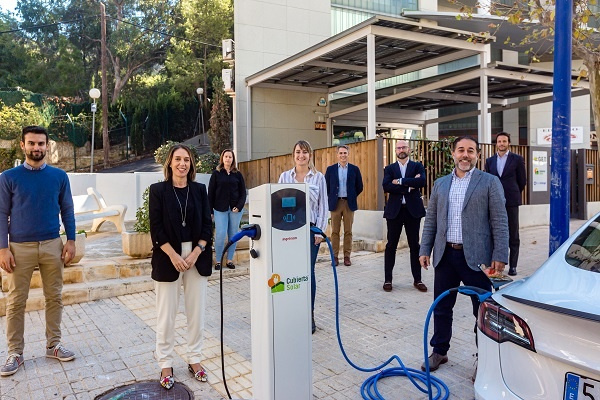 La empresa alicantina de energías renovables Cubierta Solar se incorpora como socio al CE/R+S